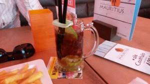 Cocktail im Mauritius Karlsruhe