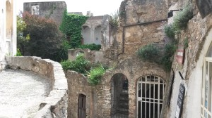 Bussana Vecchia Ruinen